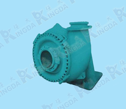 KSG gravel slurry pump